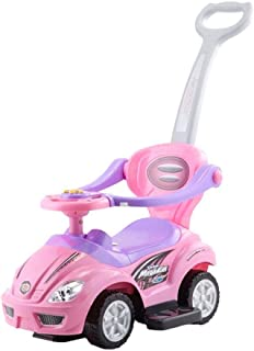 Cool Baby, 3 IN 1 Activity Ride-On for Unisex(Pink,C381/382)