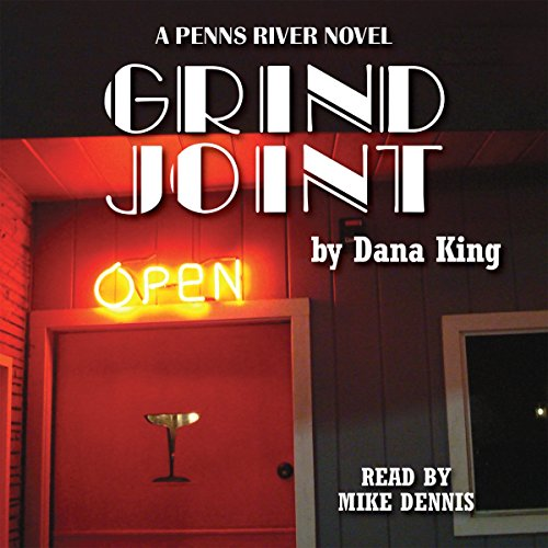 Grind Joint audiobook cover art