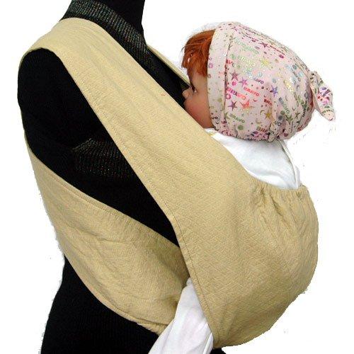 【日本正規品保証付】キウミの抱っこひも・ベージュM