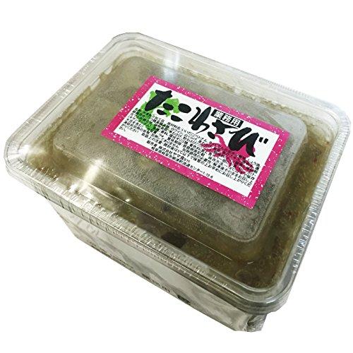 たこわさび 1kg 業務用 冷凍食品