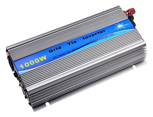 SolarEpic Grid Tie Inverter 1000w Stackable w/ MPPT 20-45v Input 110v Output