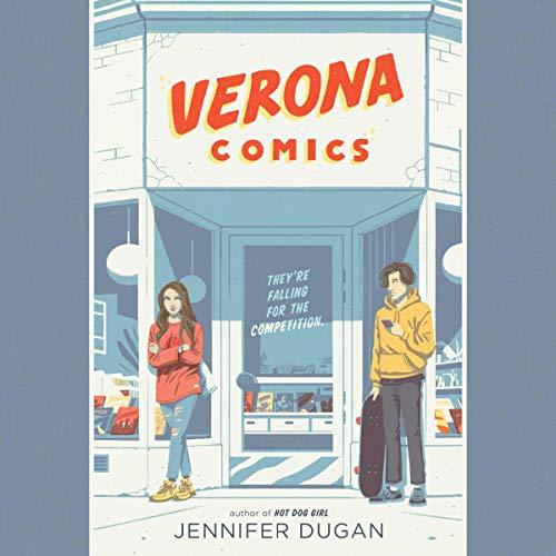 Couverture de Verona Comics
