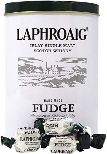 Gardiner's of Scotland Gardiner´s Whisky Fudge Laphroaig – Handgemachte weiche WhiskyKaramellBonbons, 250 gramm