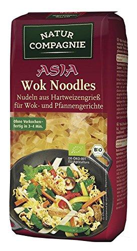 Natur Compagnie Bio Wok Noodles (10 x 250 gr)