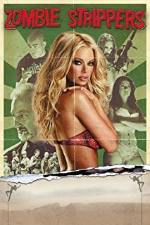 Zombie Strippers Movie Poster 24x36