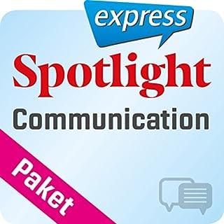Spotlight express im Paket - Kommunikation: Wortschatz-Training Englisch - Communication                   Autor:                                                                                                                                 div.                               Sprecher:                                                                                                                                 div.                      Spieldauer: 1 Std. und 30 Min.     Noch nicht bewertet     Gesamt 0,0