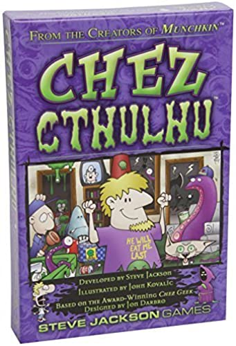 Chez Cthulhu by Steve Jackson Games