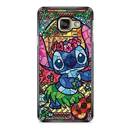 Coque Samsung Galaxy A5 2017 (Version A520) Disney Princesse Alice mozaique Stitch Blanche Neige Cendrillon Case REF10518