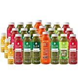 Suja 3 Day Organic, Cold-Pressed Juice Cleanse   All You Need is 3 Days to Refresh, Restore & Kickstart Healthier Habits   No Sugar Added, Gluten Free, Non-GMO