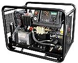 Lavor Thermic 17HW Nettoyeur haute pression pour moteur diesel à eau chaude et démarrage électrique