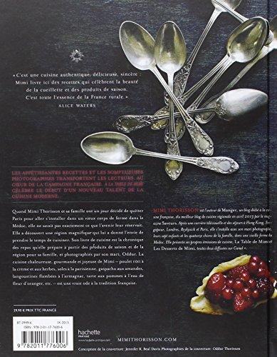 A la table de Mimi: Une année en cuisine (French Edition)
