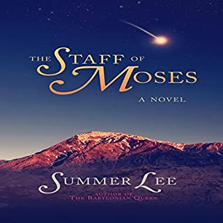 The Staff of Moses audiobook cover art