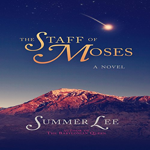 Couverture de The Staff of Moses