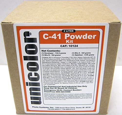 Ultrafine Unicolor C-41 Powder Developer Kit (2 Liter)