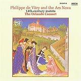 Philippe De Vitry and the Ars Nova: 14th Century Motets by The Orlando Consort (1995-03-06)