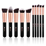 BESTOPE Make Up Pinsel Professionelles Pinselset Kosmetikpinselset Foundation pinsel und...