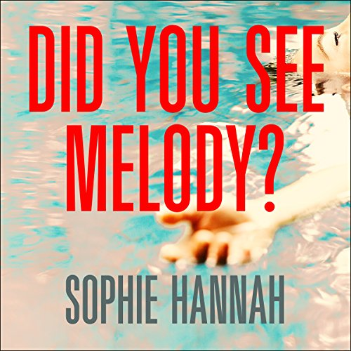 Did You See Melody? audiobook cover art