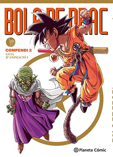 Bola de Drac Compendi nº 02/04: Guia d'animació I