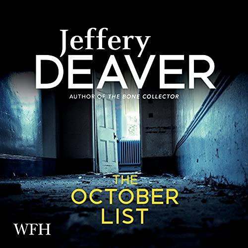 The October List Audiobook By Jeffery Deaver cover art