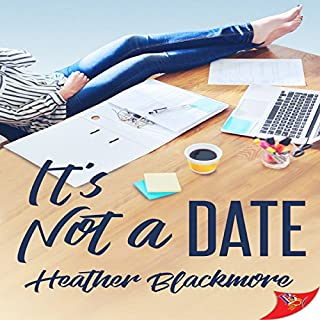 Page de couverture de It's Not a Date