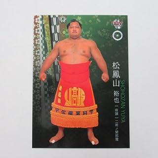 BBM2016大相撲カード「彩」■レギュラーカード■No.21/前頭/松鳳山裕也...