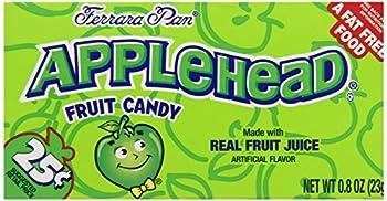Ferrara Pan Appleheads Boxes  Pack of 24