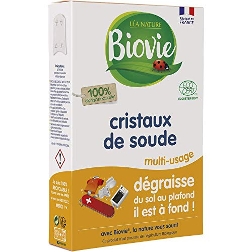Biovie Cristaux de Soude Super D...
