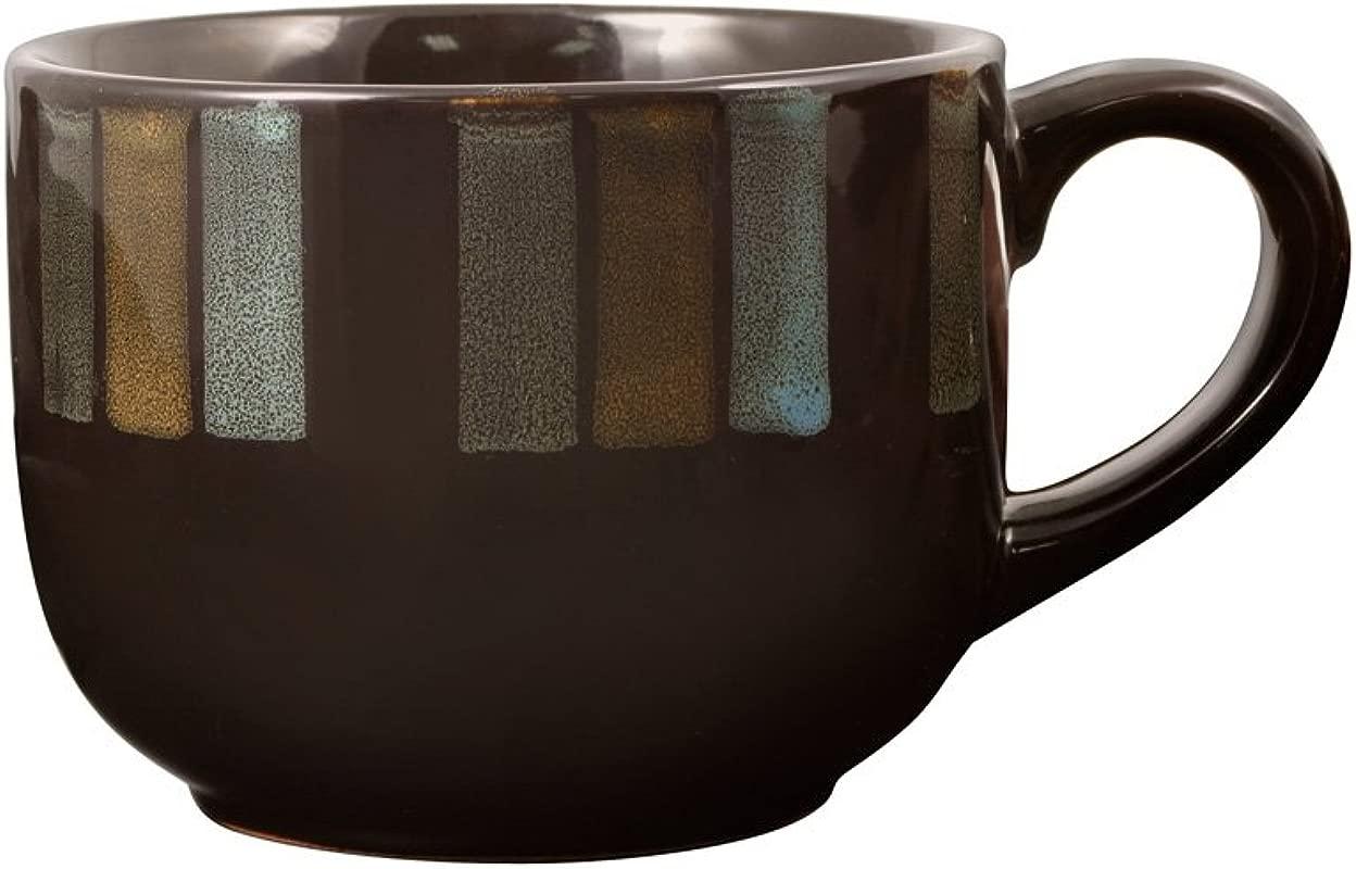 Pfaltzgraff Cayman Jumbo Soup Mug 28 Ounce