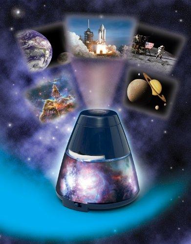 Brainstorm Toys E2005 - Proyector con imágenes espaciales de la ...