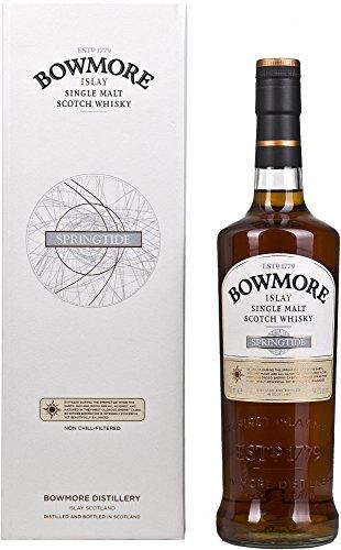 Bowmore Springtide mit Geschenkverpackung  Whisky (1 x 0.7 l)