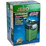 Acuario Exterior Filtro jebo 828, Acuario Filtro para acuarios hasta MAX. 400L