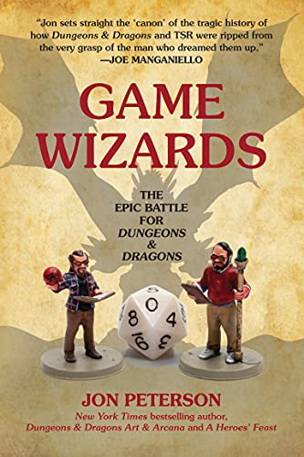 Compare Textbook Prices for Game Wizards: The Epic Battle for Dungeons & Dragons Game Histories  ISBN 9780262542951 by Peterson, Jon
