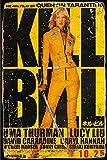Cimily Kill Bill Movie Poster Zinn Wand Zeichen Retro Kunst