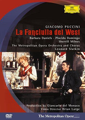 Oferta de La Fanciulla del west [DVD]
