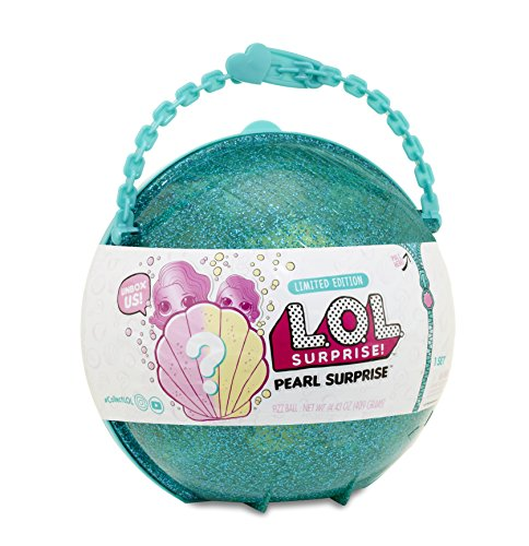 l.o.l. Surprise 30449, Lol Pearl sorpresa Azul