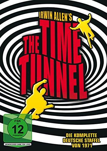 The Time Tunnel - Die komplette deutsche Staffel von 1971 (inkl. Wendecover) [4 DVDs]