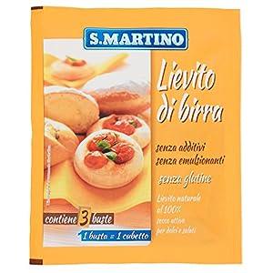 S.Martino - Lievito di Birra - 3 Buste, 30 g