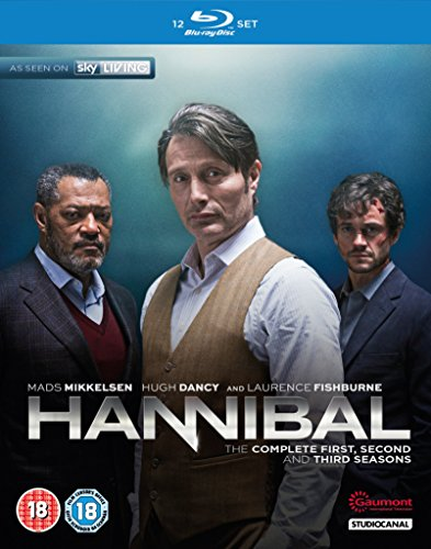 Hannibal - Season 1-3 [Blu-ray] [UK-Import]