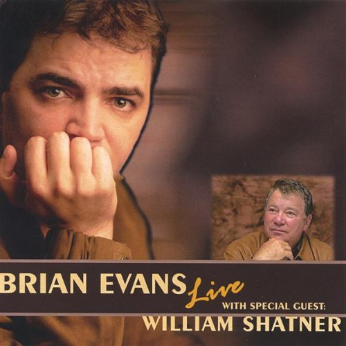 BRIAN EVANS WITH SPECIAL GUEST WILLIA [Audio CD]