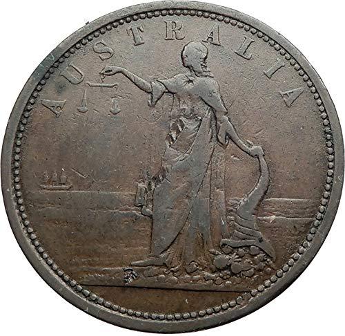 1858 unknown 1858 AUSTRALIA TH Jones Iron Workers Ipswich Quee...