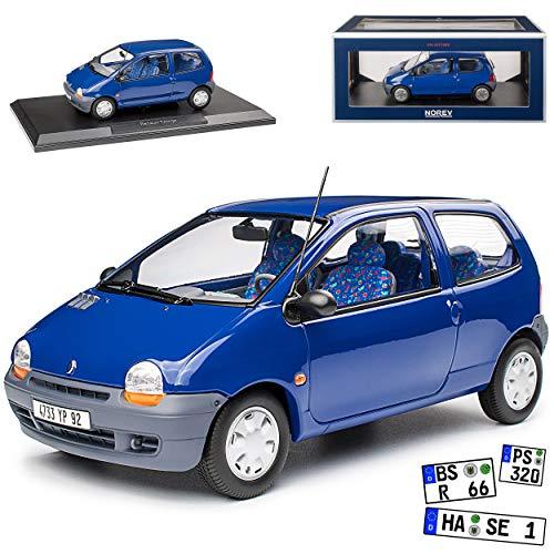 bester Test von renault twingo automatik Renault Twingo I Blau 1. Generation 1993-2007 Modell 1/18 Norev…
