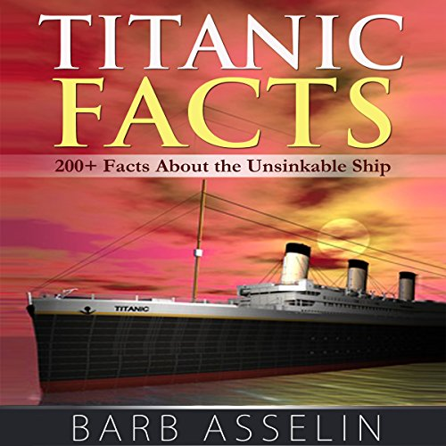 Titanic Facts  By  cover art