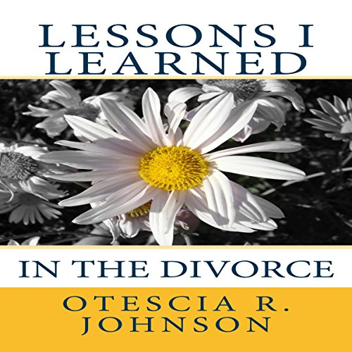Lessons I Learned in the Divorce audiobook cover art