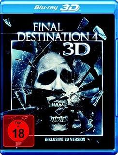 Final Destination 4  (inkl. 2D-Version) [3D Blu-ray]