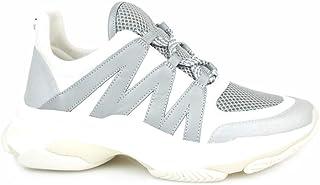 Steve Madden Maximus White Grey Multi MAXI03S1