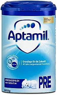 Aptamil Pronutra-Advance Anfangsmilch Pre von Geburt an - 6er Pack (6x800g)
