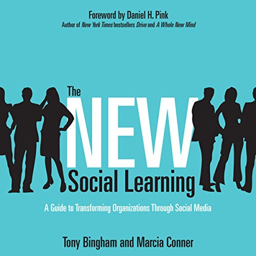 The New Social Learning audiobook cover art