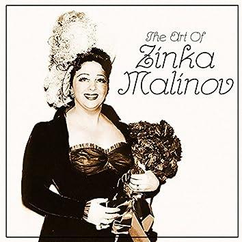 The Art Of Zinka Malinov