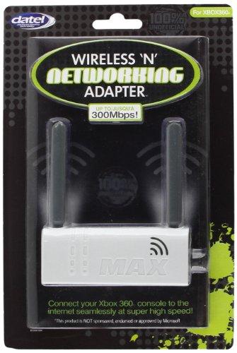 """Preisvergleich Produktbild Xbox360 Wireless LAN """"N"""" Adapter (weiß)"""