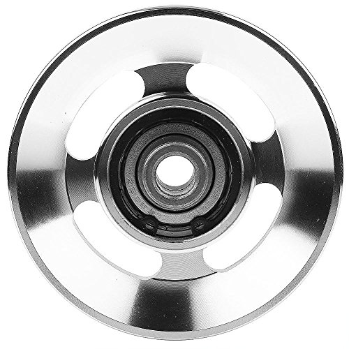 Thur amo 88mm Bearing Pulley Wheel Wearproof Universal for Home Gym Equipment Part Strength Training Accessory